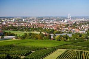 Gutachter Standorte in Sueddeutschland